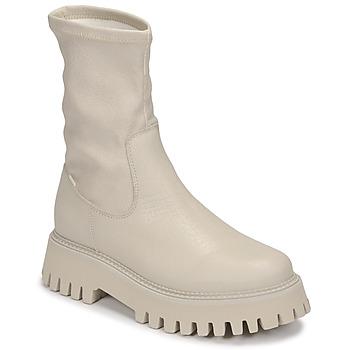 Παπούτσια Γυναίκα Μπότες Bronx GROOV Y Άσπρο