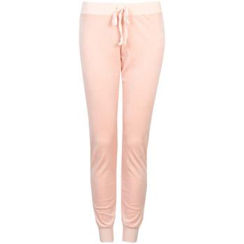 Υφασμάτινα Γυναίκα Φόρμες Juicy Couture  Ροζ