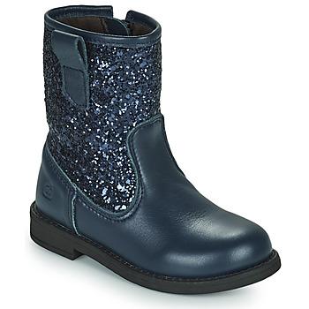 Παπούτσια Κορίτσι Μπότες Citrouille et Compagnie JUCKER Μπλέ