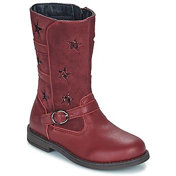 Παπούτσια Κορίτσι Μπότες για την πόλη Citrouille et Compagnie HANDRE Bordeaux