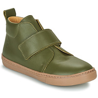Παπούτσια Αγόρι Μπότες Citrouille et Compagnie FOJAMO Kaki