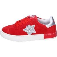 Παπούτσια Κορίτσι Χαμηλά Sneakers Holalà BH10 το κόκκινο