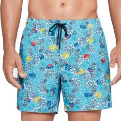 Υφασμάτινα Άνδρας Μαγιώ / shorts για την παραλία Impetus 1951J45 K41 Μπλέ