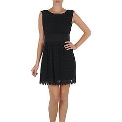 Υφασμάτινα Γυναίκα Κοντά Φορέματα Eleven Paris DEMAR Black
