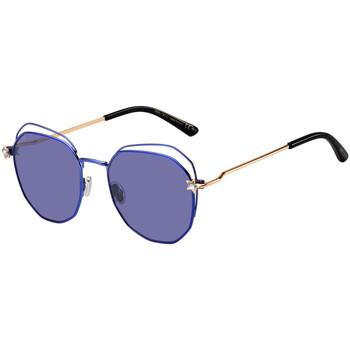 Ρολόγια & Kοσμήματα Γυναίκα óculos de sol Jimmy Choo  Violet