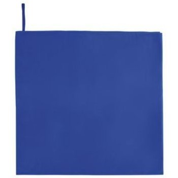 Σπίτι Πετσέτες και γάντια μπάνιου Sols ATOLL 100 Azul Royal Azul