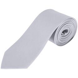 Υφασμάτινα Γραβάτες και Αξεσουάρ Sols GARNER Silver Plata Plata
