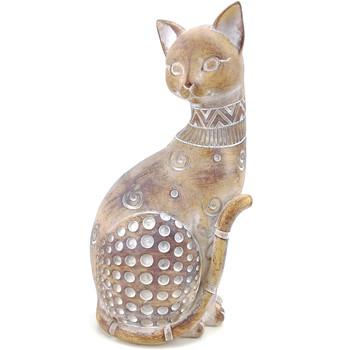 Σπίτι Αγαλματίδια και  Signes Grimalt Γάτα Crudo