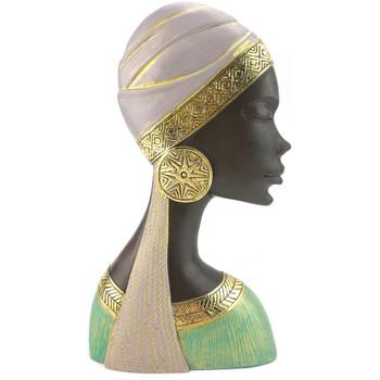 Σπίτι Αγαλματίδια και  Signes Grimalt Γυναικείο Κεφάλι Negro