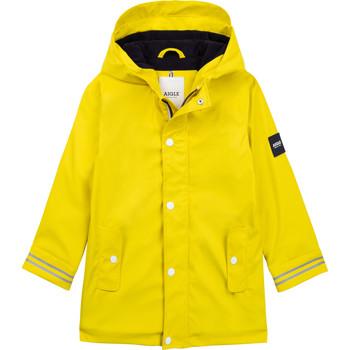 Υφασμάτινα Παιδί Αντιανεμικά Aigle PAULA Yellow