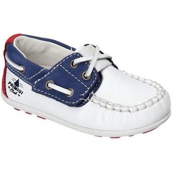 Παπούτσια Παιδί Μοκασσίνια Primigi 3414411 λευκό