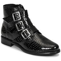 Παπούτσια Γυναίκα Μπότες Betty London LYS Black