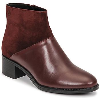 Παπούτσια Γυναίκα Μποτίνια Betty London PANDINA Bordeaux