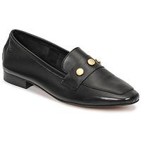 Παπούτσια Γυναίκα Μοκασσίνια Betty London PANDINO Black