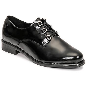 Παπούτσια Γυναίκα Derby Betty London PANDINE Black