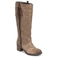 Παπούτσια Γυναίκα Μπότες για την πόλη Betty London ELOANE Taupe