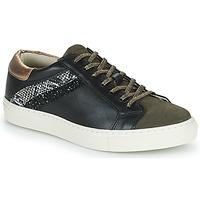 Παπούτσια Γυναίκα Χαμηλά Sneakers Betty London PITINETTE Black