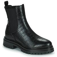 Παπούτσια Γυναίκα Μπότες Betty London PEDRO Black