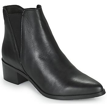 Παπούτσια Γυναίκα Μποτίνια Betty London PERDRIX Black