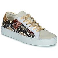 Παπούτσια Γυναίκα Χαμηλά Sneakers Betty London PAGE Beige