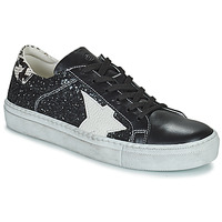 Παπούτσια Γυναίκα Χαμηλά Sneakers Betty London PAVLINA Black