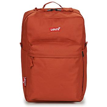 Τσάντες Σακίδια πλάτης Levi's LEVI'S L PACK STANDARD Medium / Κοκκινο