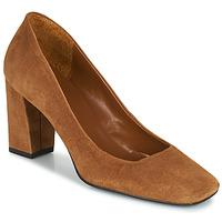 Παπούτσια Γυναίκα Γόβες Betty London PANER Camel