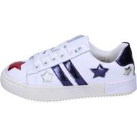 Παπούτσια Κορίτσι Χαμηλά Sneakers Holalà BH13 λευκό