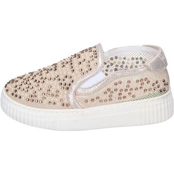 Παπούτσια Κορίτσι Slip on Holalà BH17 Μπεζ