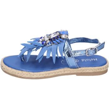 Παπούτσια Κορίτσι Σανδάλια / Πέδιλα Holalà BH18 Μπλε