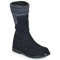 Παπούτσια Κορίτσι Μπότες για την πόλη Citrouille et Compagnie PRARA Marine