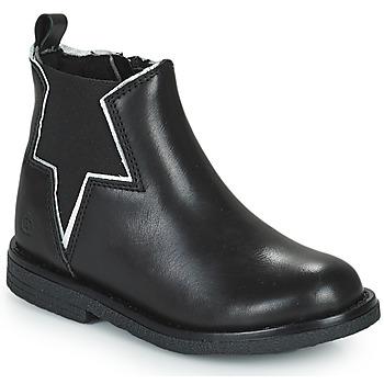 Παπούτσια Κορίτσι Μπότες Citrouille et Compagnie PRATO Black