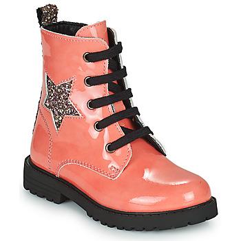 Παπούτσια Κορίτσι Μπότες Citrouille et Compagnie PICOTI Ροζ