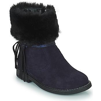Παπούτσια Κορίτσι Μπότες Citrouille et Compagnie PICOTA Marine