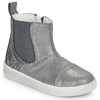 Παπούτσια Κορίτσι Μπότες Citrouille et Compagnie PIMANE Grey