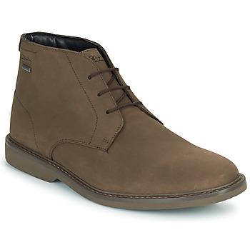 Παπούτσια Άνδρας Μπότες Clarks ATTICUSLTHIGTX Brown