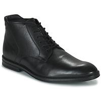 Παπούτσια Άνδρας Μπότες Clarks CITISTRIDERISE Black