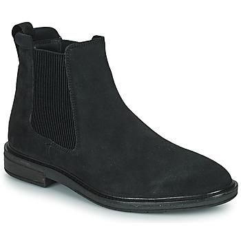 Παπούτσια Άνδρας Μπότες Clarks CLARKDALE HALL Black