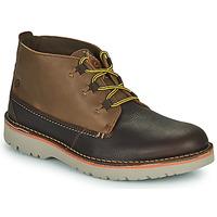 Παπούτσια Άνδρας Μπότες Clarks EASTFORD MID Brown