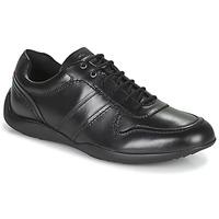 Παπούτσια Άνδρας Derby Clarks KONRAD LACE Black