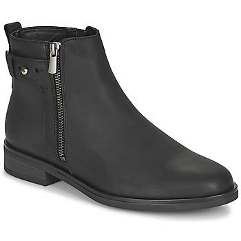 Παπούτσια Γυναίκα Μπότες Clarks MEMI LO Black