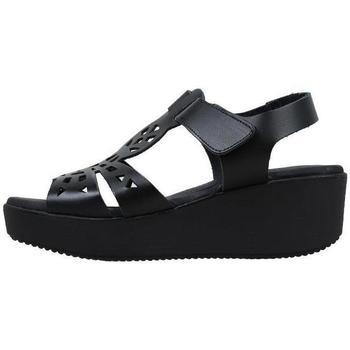 Παπούτσια Γυναίκα Σανδάλια / Πέδιλα Amanda  Black