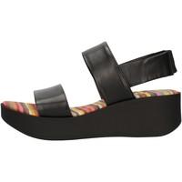 Παπούτσια Γυναίκα Σανδάλια / Πέδιλα The Flexx DS21F254810 Black