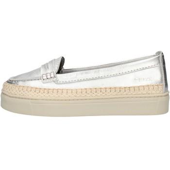 Παπούτσια Γυναίκα Μοκασσίνια The Flexx DS21D102911 Silver