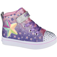 Παπούτσια Παιδί Ψηλά Sneakers Skechers Twi-Lites Lil Starry Gem Violet