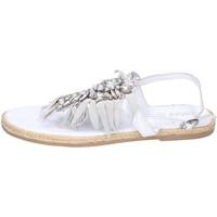 Παπούτσια Κορίτσι Σανδάλια / Πέδιλα Holalà BH20 λευκό