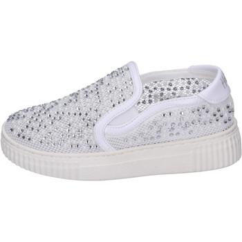 Παπούτσια Κορίτσι Slip on Holalà BH22 λευκό