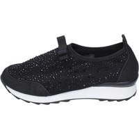 Παπούτσια Κορίτσι Slip on Holalà BH23 Μαύρος