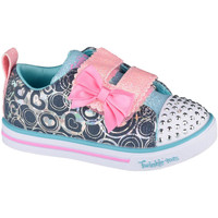 Παπούτσια Παιδί Fitness Skechers Sparkle Lite-Lil Heartsland Grise