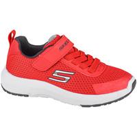 Παπούτσια Παιδί Χαμηλά Sneakers Skechers Dynamic Tread Rouge